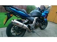 Kawasaki z750s many extras