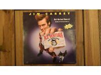 Ace Ventura Pet Detective Laser Disc (RARE) (Jim Carrey)