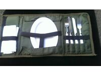 fishing cutlery set