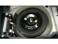 Bmw e46 Space saver wheel and car Jack