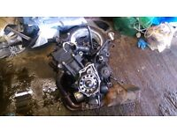 Yamaha r6 engine 2006