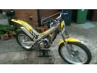 2001 Gas Gas txt 125