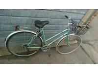 HYBRID Ladies Town bike TENSOR SPORT