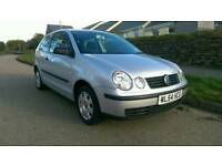 vw Polo 2005 very Low mileage