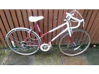 Raleigh Sport Cascade - Classic Retro ladies bike 28' wheels