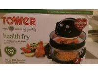 Tower health fry. Air fryer.