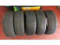 235/70R16 tyres