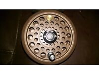 JW Young Series 1 1825 Neauvex trout fly reel. - mint Condition