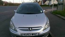 7 seater car with 11 months mot -699