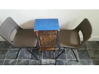 Table chair bed table coffee table new