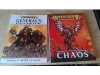 Warhammer-Age of Sigmar books