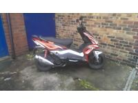 cheap lexmoto scooter. good condition.ride away £599