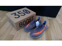 100% Genuine Adidas Yeezy Boost 350 V2 Beluga UK Size 9 (In Hand)