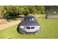 BMW 120i SE only 47 k miles with just I prev owner, full Leather interior