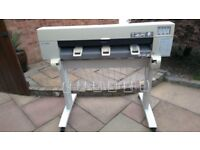 HP430 Colour - Full size AO Printer and Stand