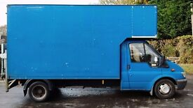2001 Ford Transit 350 LWB TD Luton Box Van with DEL 500kg Tail Lift, Only 148228 genuine miles...