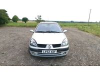 Renault Clio - 52 Plate - 1.2 16V Extreme - Silver