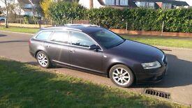 Audi A6 Avant 2.4 S line 5dr