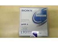 Sony LTX-CL LTO Ultrium Universal Cleaning Cartridge Tape