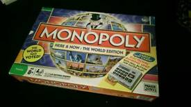 Monopoly credit cards edition