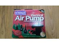 Electric air pump 12v boxed unused