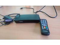 Goodmans Freeview Automatic Set Up and Auto Retune Twin Scart Digital Set Top Box