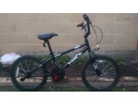 "Boys Bike For 7+ 18"" Wheels"