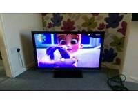 "Sharp LED HD TV 46"""