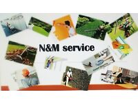 NM SERVICE , Paiinting, Gardening , Cleaning . Service , Leicestershire