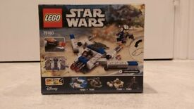 Lego Star Wars U-Wing Microfighter - £4 brand new