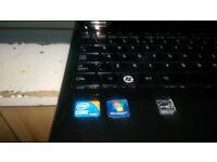 TOSHIBA SATELITE L505 CORE i5, 4GB 500GB HD