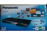 Panasonic DMP-BDT230 3D Blu-ray player
