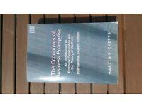 'The Economics of Business Enterprise', Martin Ricketts, 2002, International Student Edition