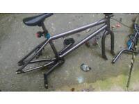 Bmx push bikes