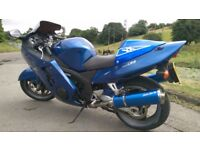Honda CBR XX Super Blackbird