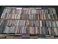 CD Collection 470+ cds all genres