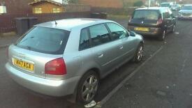 2000 Audi a3 Motd
