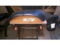 Ford transit MK5 Smiley R/H Inner wing repair panel.