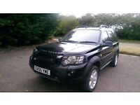 LandRover Freelander 1.8HSE, 5 doors, FSH, Leather, Moted, just been serviced
