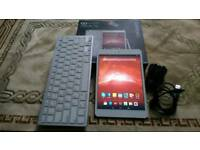 """7.85 """" Goclever Orion 785 android tablet 8gb 4.4.2 dual cam Wi-Fi Bluetooth hdmi"""