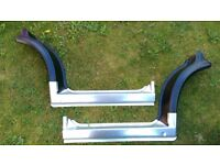 VW T4 LH & RH Arch & Sill replacement panels-Brand New.