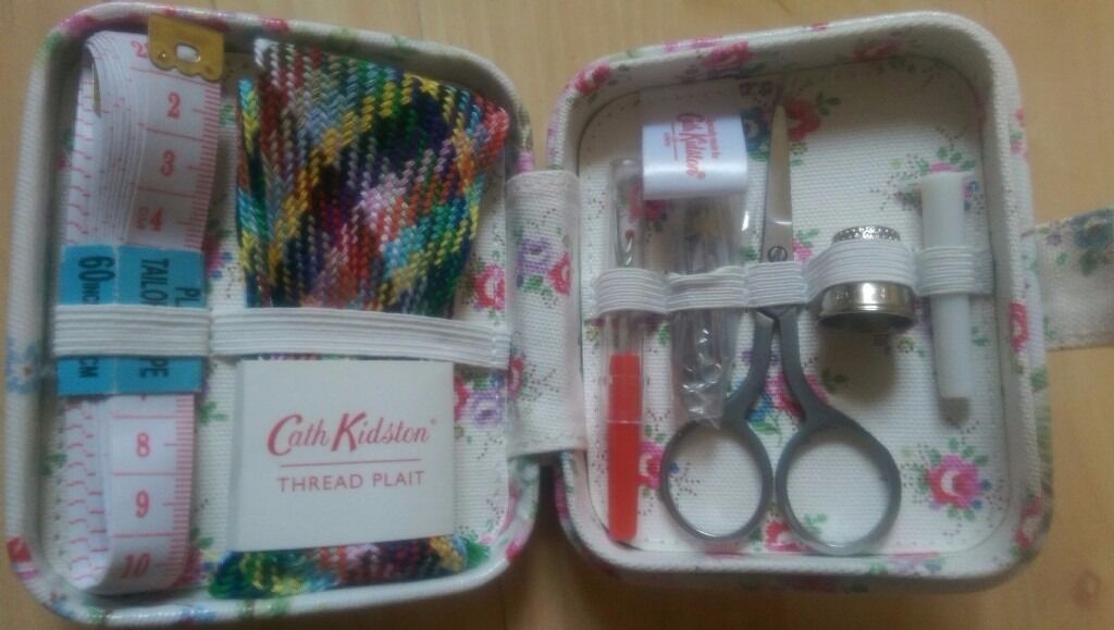 Cath Kidston sewing kit - new without tags | in Thornhill, Cardiff ...