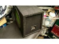 "Fusion 12"" encounter sub sealed box clean sound"
