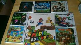 KIDS NINDENTO 3DS GAMES