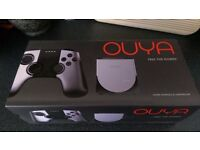 OUYA Game console in excellent condition