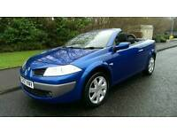 2007 57 RENAULT MEGANE 1.6 CONVERTIBLE * ONLY 44000 MILES *