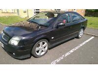 Vauxhall Vectra 1.9 CDTi Diesel 2004 , Black, Good mileage, Good condition