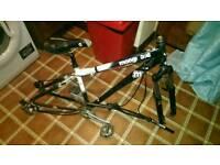 Mongoose bike frame