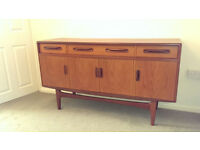 G Plan Fresco sideboard 1960s / 1970s in excellent condition
