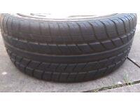 CHEAP CAR TYRE / RIM Kumho Ecsta 711 195/45R15 78V | 4 AVAILABLE